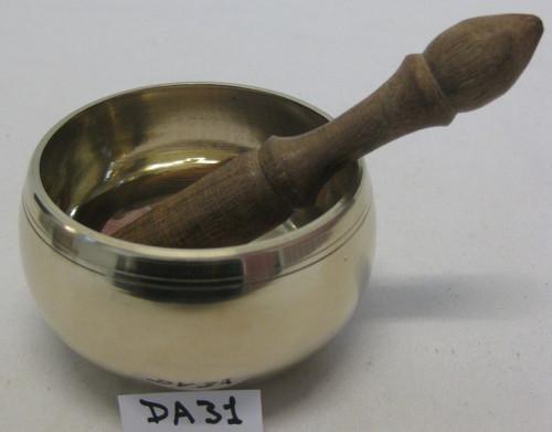 Singing Bowl/Healing Bowl Solid brass 5x13cm
