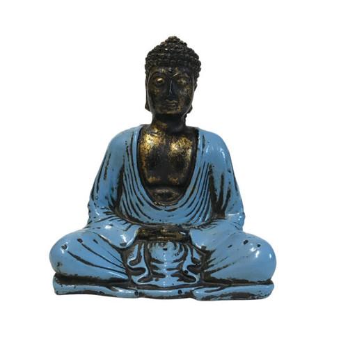 Buddha Blue 13x16cm