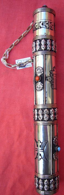 Incense Holder Tibetan Metal