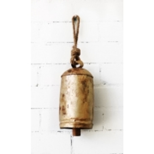 Cow Bell Cylinder Med Approx 20x9.9cm