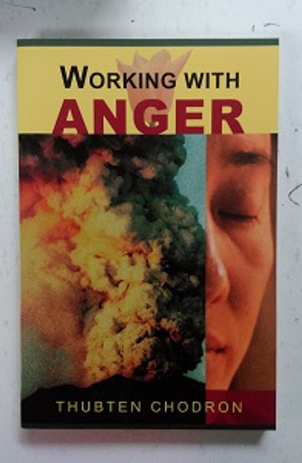 Work with Anger Author: Thubten Chodron  Anger plagues all of us on a personal, national, and international level. Yet we see people, such as the Dalai Lama, who have faced circumstances far worse than many of us have faced including exile, persecution, and the loss of many loved ones but who do not burn with rage or seek revenge. How do they do it? Working with Anger presents a variety of Buddhist methods for subduing and preventing anger not by changing what is happening, but by framing it differently. No matter what our religion, learning to work with our anger is effective for everyone seeking personal happiness as well as world peace. Working with Anger was chosen for a Spirituality and Health Magazine Award as one of the Best Spiritual Books of 2001.