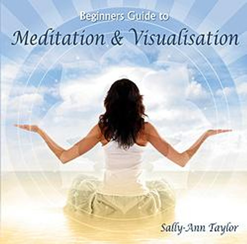 Meditation & Visualisation By Taylor Sally-Ann  In this beginners guide by meditation expert Sally-Ann Taylor there are three meditations. The first meditation is a very simple five minute counting exercise with relaxation music by Llewellyn. This is the first step to allowing your mind to relax.   The second meditation is longer, there is no music so as to encourage and develop visualisation.  The third track incorporates healing colours and music in order to bring each of the seven key chakras back into balance  1. Counting 2. Visualisation 3. Colour Healing  By practising meditation daily the mind learns to relax and let go of the thoughts that constantly buzz around in our heads. Thus promoting an inner peace and quiet and an ability to put ones problems to the side in order to relax our mind and body.