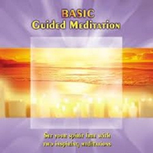 Basic Guided Meditation by Wild James  Set Your Spirit Free with Two Inspiring Meditations Experience: The benefits of relaxation and renewed energy A simple guided meditation with creative insights Wonderful music from James Wild A classic guided meditation - perfect for beginners or practiced meditators needing a boost. This CD contains two inspiring and leisurely paced guided meditations that take you through an enchanting forest and on to a peaceful beach. As you move through these natural wonders you discover new perspectives on life that help liberate your thoughts from limitation - a path to freedom. Both tracks have the same narration giving you the choice of a female or male voice, accompanied by excerpts of inspiring music from the magical and atmospheric album by James Wild - Spirit Traveller.