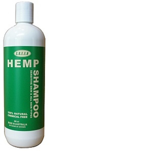 Hemp Shampoo 250ml 100% Natural, Chemical free. NO SODIUM LAUREL SULPHATE Gentle on hair and skin, with a delicate balance of essential oils, including lavender, spearment and bergamont