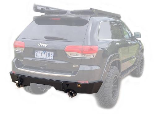 Wk2 rear bumper