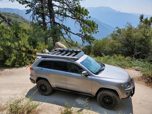 Wk2 Grand Cherokee Roof Rack
