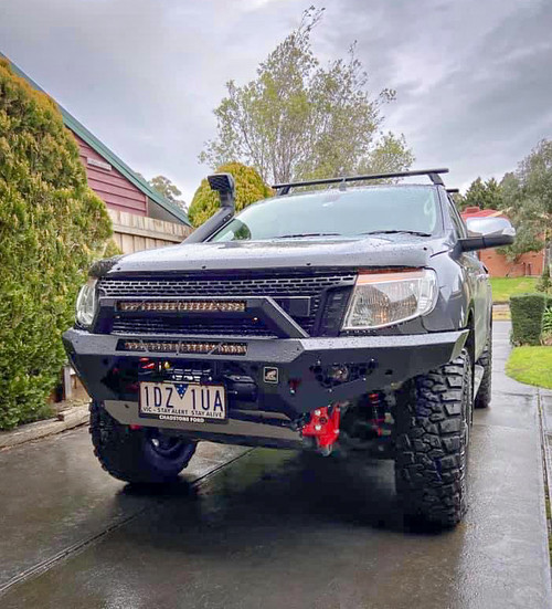 PX1 Ranger with Predator bar and optional hoop and lights