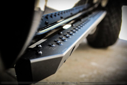 Ford Ranger Rock Sliders
