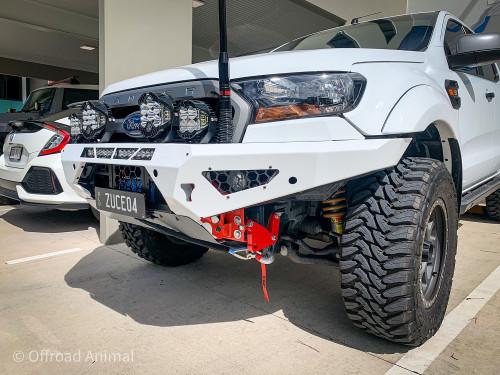 Predator bar for Ford Ranger