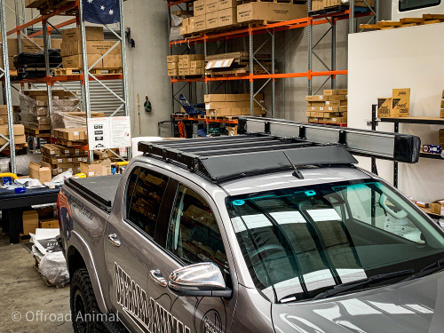 Hilux Scout roof rack