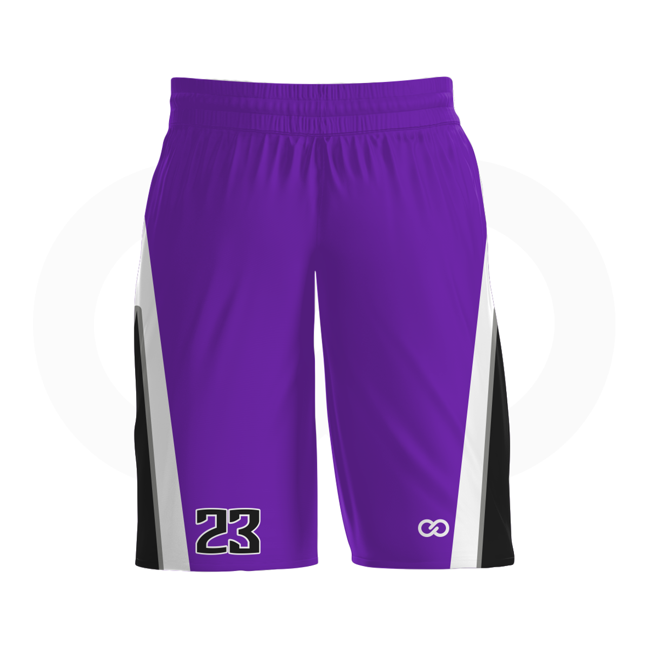 6f229a32326 Kings - Custom Basketball Shorts - Wooter Apparel