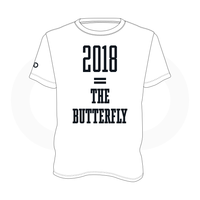 Scoop B 2018 The Butterfly T-Shirt