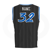 Magic - Custom Basketball Jersey
