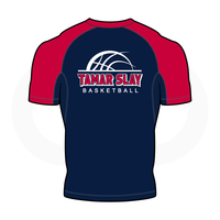 Tamar Slay Basketball Compression Shirt