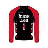 Brunson League Long Sleeve Compression Shirt