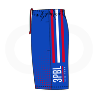 3PBL 76ers Basketball Shorts
