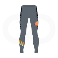 Hoops in the Sun Compression Tights