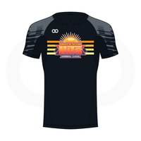 Hoops in the Sun Compression Shirt