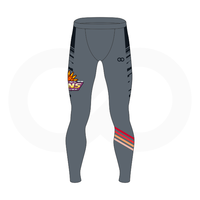 Rising Suns League Compression Tights