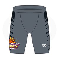 Rising Suns League Compression Shorts