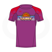 Rising Suns League Compression Shirt