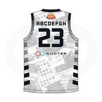Hoops in the Sun Men's Jerseys