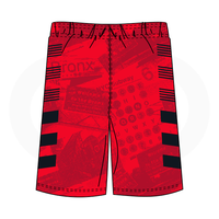 Hoops in the Sun Men's Shorts