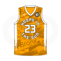 Hoops in the Sun 19U Jerseys