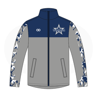 Worcester Cowboys Warmup Jacket