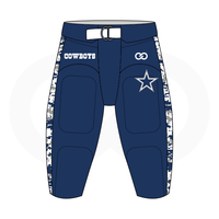 Worcester Cowboys Flex Football Pants