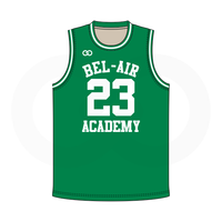 Bel-Air Academy - Custom Basketball Jersey