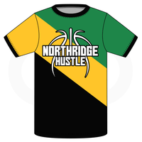 Northridge Hustle Basketball T-Shirt - Style 2