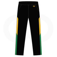 Northridge Hustle Basketball Warmup Pants - Black