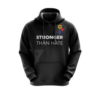 Stronger Than Hate Hoodie