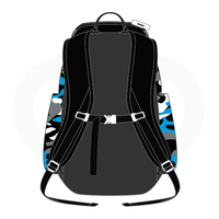 Soldiers of Diversity Basketball Black Backpack