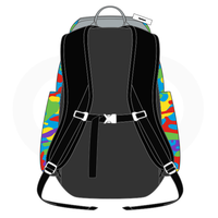 Soldiers of Diversity Basketball Grey Backpack