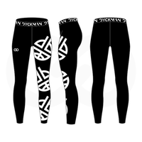 Dyckman Basketball Compression Leggings