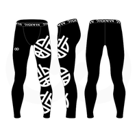 Dyckman Basketball Compression Tights