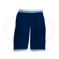 Crenshaw Basketball Uniform Full Set - Navy
