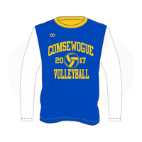 Wogue Warriors Volleyball Long Sleeve T-Shirt (Option 1)