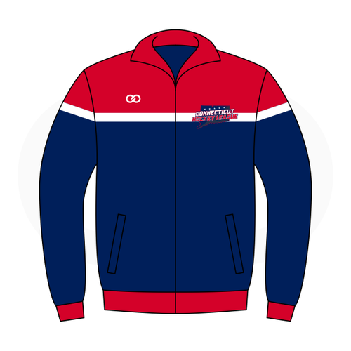 Connecticut Hockey League - Warmup Jacket