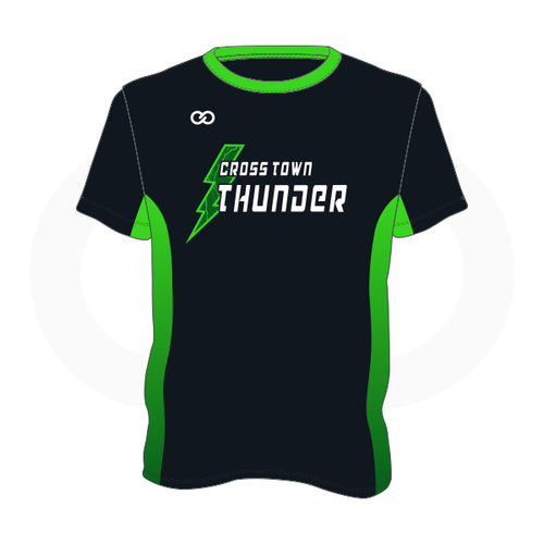 Crosstown Thunder Softball Short Sleeve T-Shirt