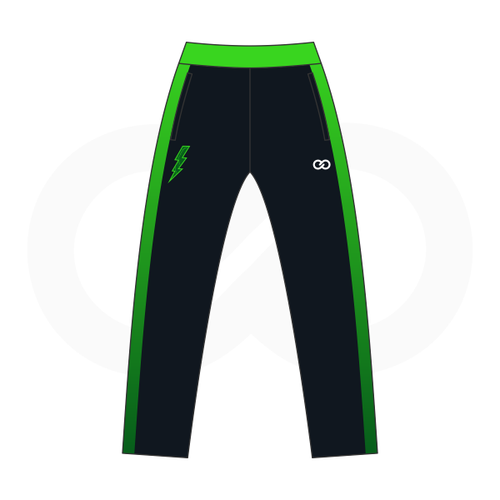 Crosstown Thunder Track  Pants