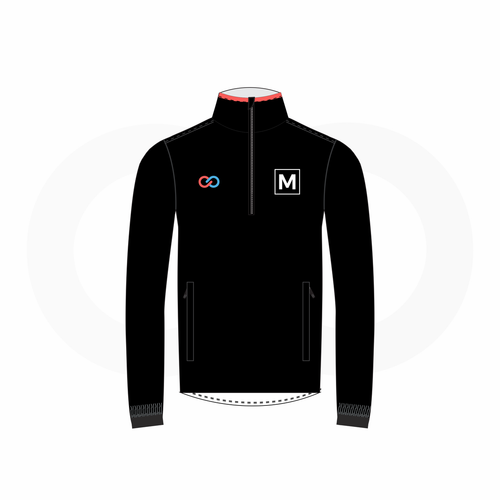 Youth 1/4 Zip Warmup Jacket Sizing Kit