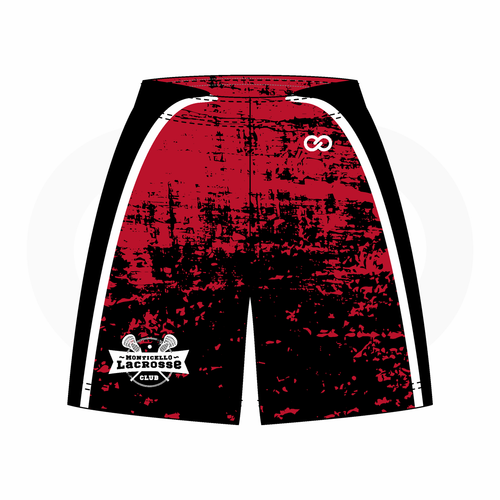 Monticello Lacrosse Reversible Shorts