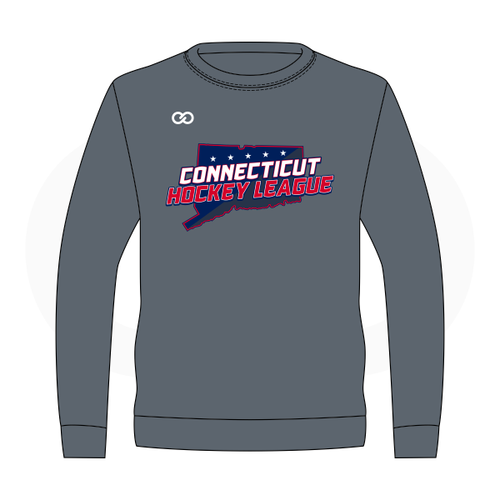 Connecticut Hockey League - Sweatshirt - Grey