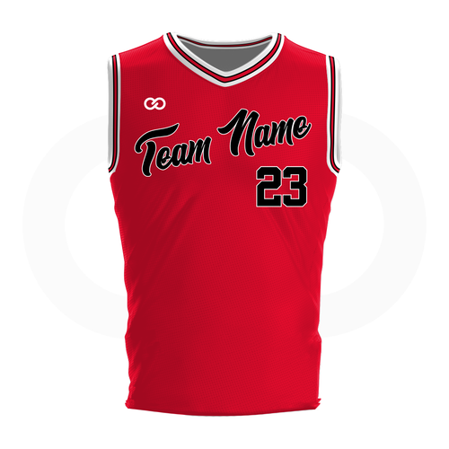 Bulls - Custom Basketball Jersey