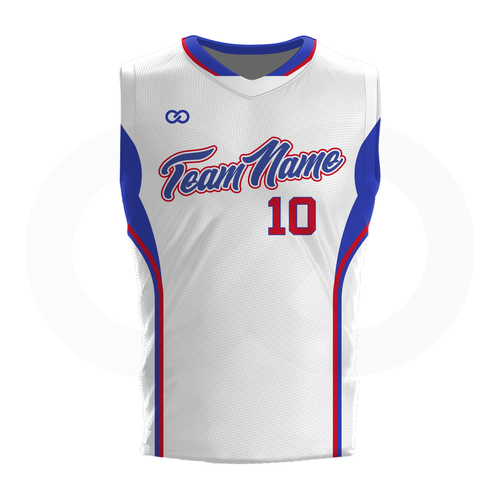 Clippers - Custom Basketball Jersey