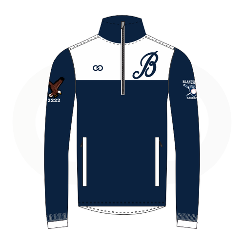 Blanchester Youth Baseball Warm Up Jacket
