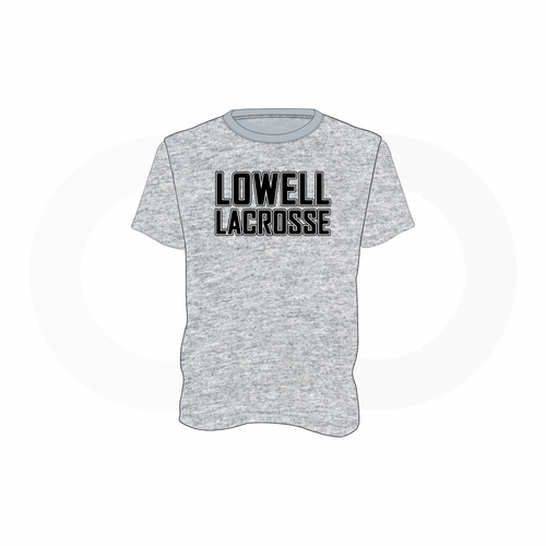 Lowell Lacrosse Marle Short Sleeve T-Shirt
